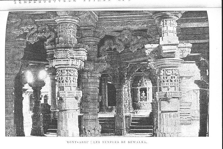アーブー山:ディルワーラーの寺...